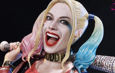 Suicide Squad: Harley Quinn 1:3 Scale Statue
