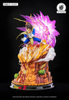 Dragon Ball Z HQS Vegeta Galick Gun Statue