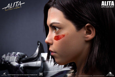 Alita: Battle Angel 1:1 Scale Lifesize Bust