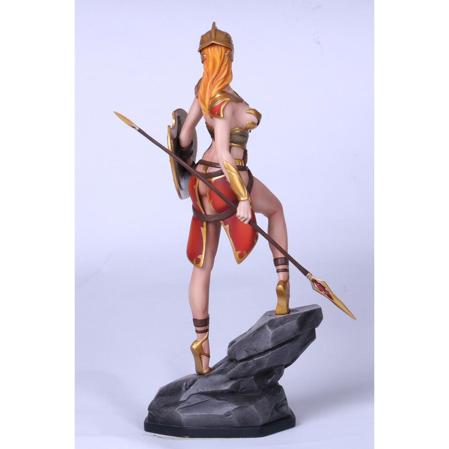 Fantasy Figure Gallery Greek Mythology: ATHENA (Wei Ho) Statue By YAMATO