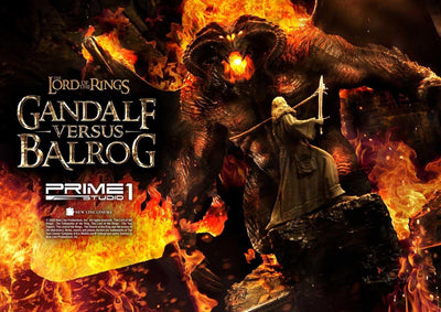 LOTR: Gandalf Versus Balrog EX Version