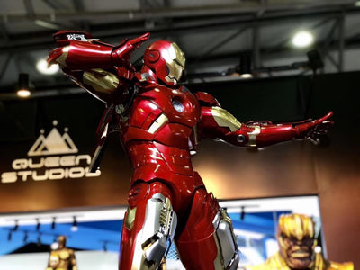 Iron Man Mark VII 1/2 Scale Premium Statue