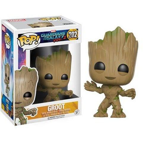 Guardians Of The Galaxy Toddler GROOT FUNKO Pop! Movie Vinyl Figure