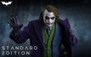 The Dark Knight: Joker STANDARD 1/4 Scale Statue