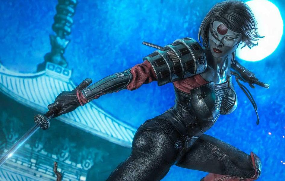 Katana 1:3 Scale Statue (Comics Version) - Bonus Version