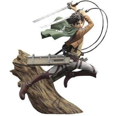 Shingeki no Kyojin (Attack On Titan) Eren Yeager ArtFx J Statue Figure by Kotobukiya