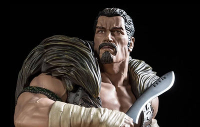 KRAVEN The Hunter 1/4 Scale Statue