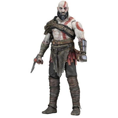 Kratos God Of War 1:4 Scale Figure by Neca - FREE SHIPPING