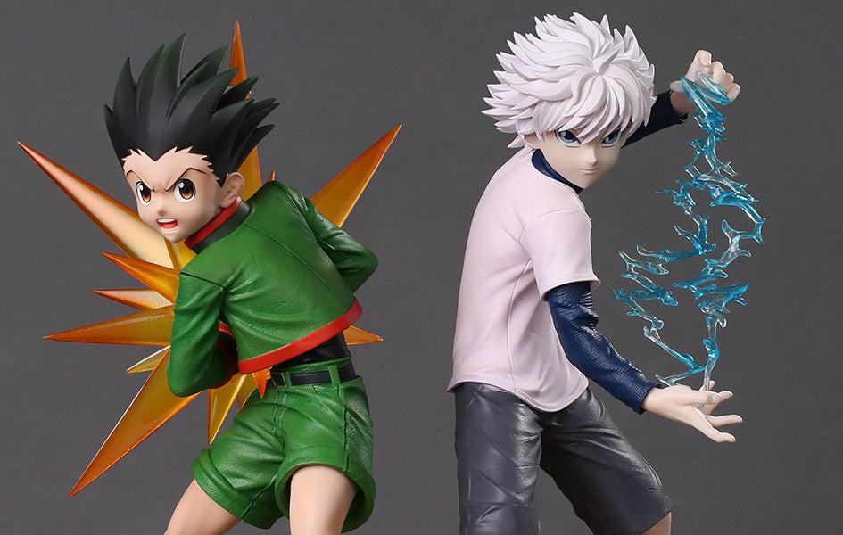 Hunter x Hunter: Gon & Killua 1/6 Scale Diorama
