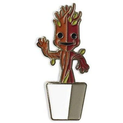 Baby Groot Enamel Pin By Tom Whalen & MONDO