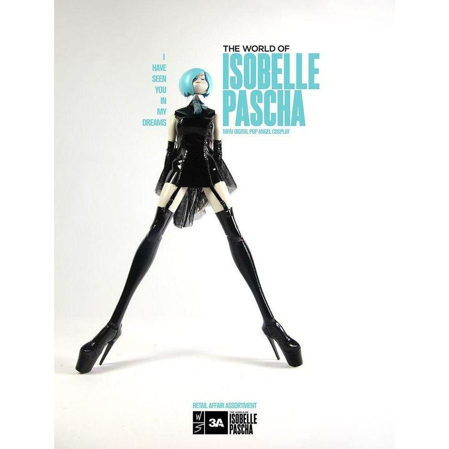 MIYU DIGITAL POP ANGEL COSPLAY Isobelle Pascha 3A