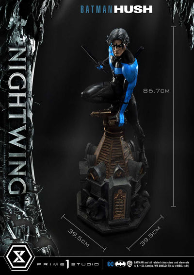 Batman: Hush Nightwing 1/4 Scale Statue