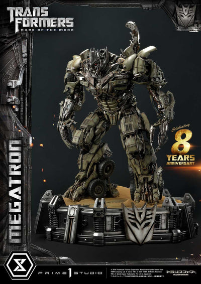 Transformers: REGULAR Megatron DOTM
