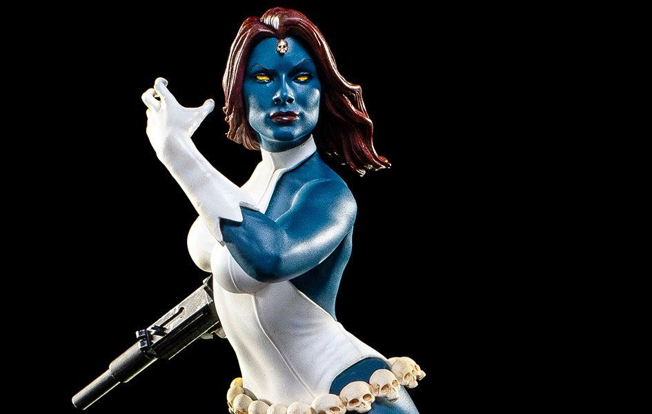 Marvel Comics Battle Diorama Series MYSTIQUE 1/10 Scale Statue