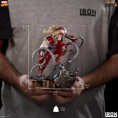 Omega Red BDS Art Scale 1/10 – Marvel Comics