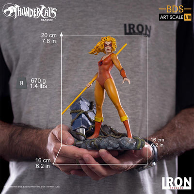 Cheetara BDS Art Scale 1/10 – Thundercats