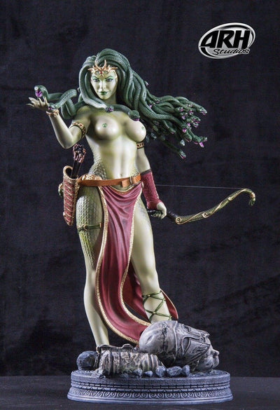 Medusa Victorious with Legs EXCLUSIVE 1/4 Scale Statue by ARH STUDIOS