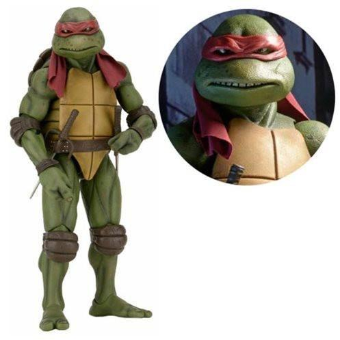 TMNT Raphael 1:4 Scale Action Figure by NECA