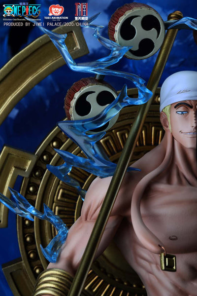 Enel The God Of Thunder 1/6 Scale Statue