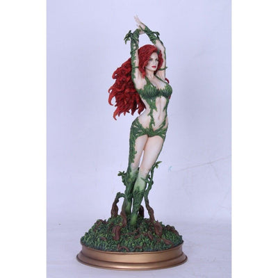 Fantasy Figure Gallery POISON IVY Statue (LUIS ROYO) DC Yamato