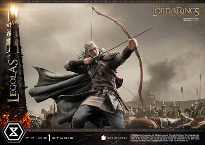Legolas At Helms Deep 1/4 Statue BONUS