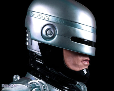 Robocop Life-size 1:1 Scale Bust