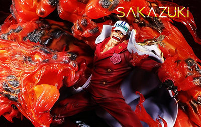 One Piece Sakazuki 1/6 Scale Statue