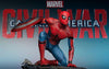 Spider-Man Civil War Statue Standard