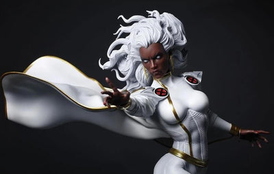 Storm 1/4 Scale Statue