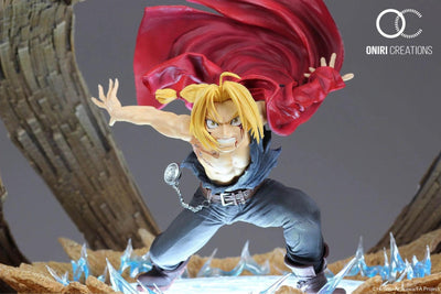 Full Metal Alchemist Edward Elric 1:6 Scale Statue by Oniri Creations