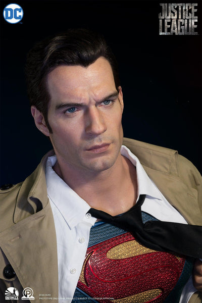 Justice League: Superman Lifesize 1:1 Bust