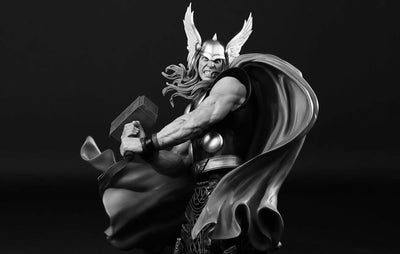 Thor 1/4 Scale Bust