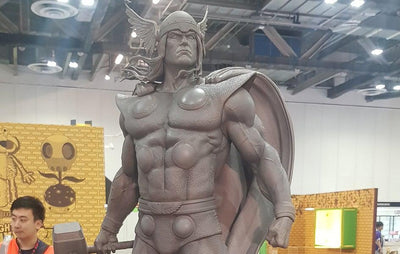 Thor 1:3 Scale Statue Legendary Beast