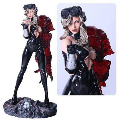 Fantasy Figure Gallery SPACE HOST GIRL KEIRA 1/6 Scale Statue RED ARM VARIANT