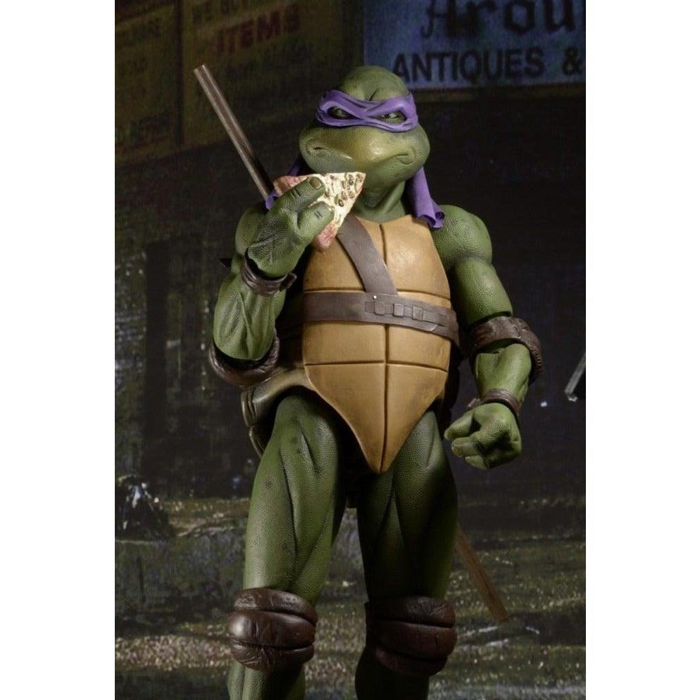 tmnt movie figures 1990