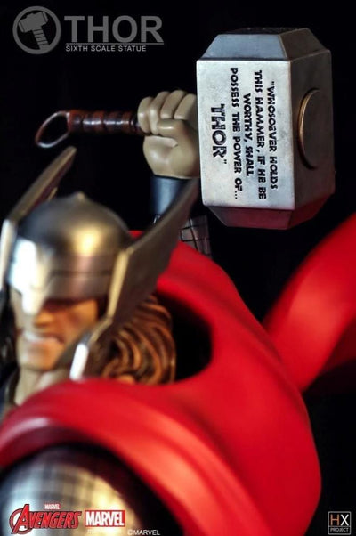 Avengers Assemble THOR 1/6 Scale Statue by HMO & XM STUDIOS