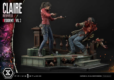 Claire Redfield (RESIDENT EVIL 2) Statue