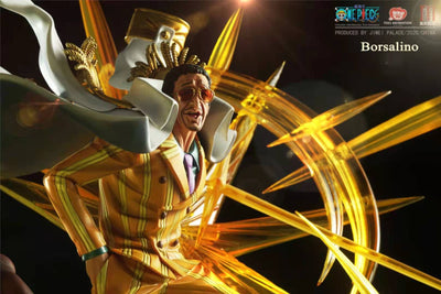 One Piece: Borsalino 1/6 Scale Statue