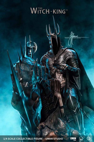 LOTR: Witch King REGULAR 1/4 Scale Statue