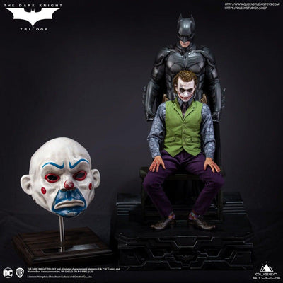 The Dark Knight Joker Life Size Clown mask