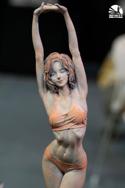 Morning Beautiful 1/6 Scale Statue - CERAMIC PAINT