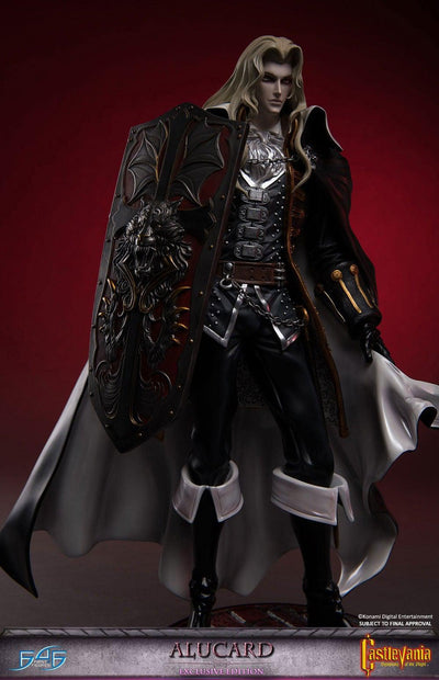 Castlevania: Alucard 1/4 Scale Statue By First 4 Figures
