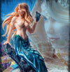 Mermaid SHARLEZE 1/4 Scale Statue - EXCLUSIVE