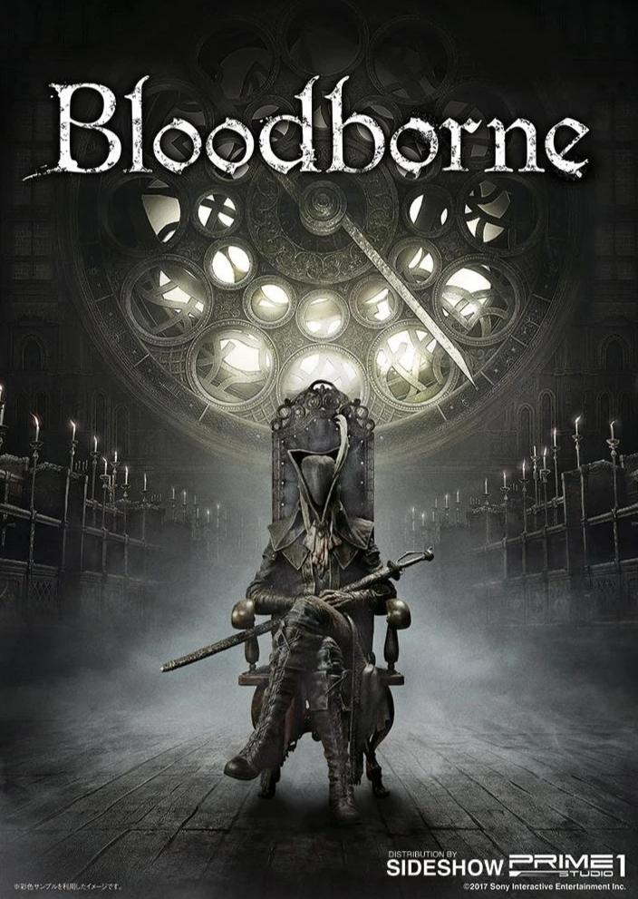 Bloodborne: The Old Hunters - Lady Maria of the Astral Clocktower