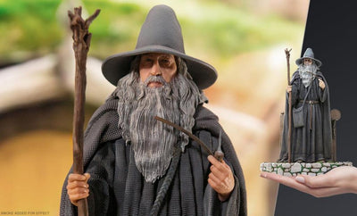 Lord Of The Rings: Gandalf Art Scale Statue