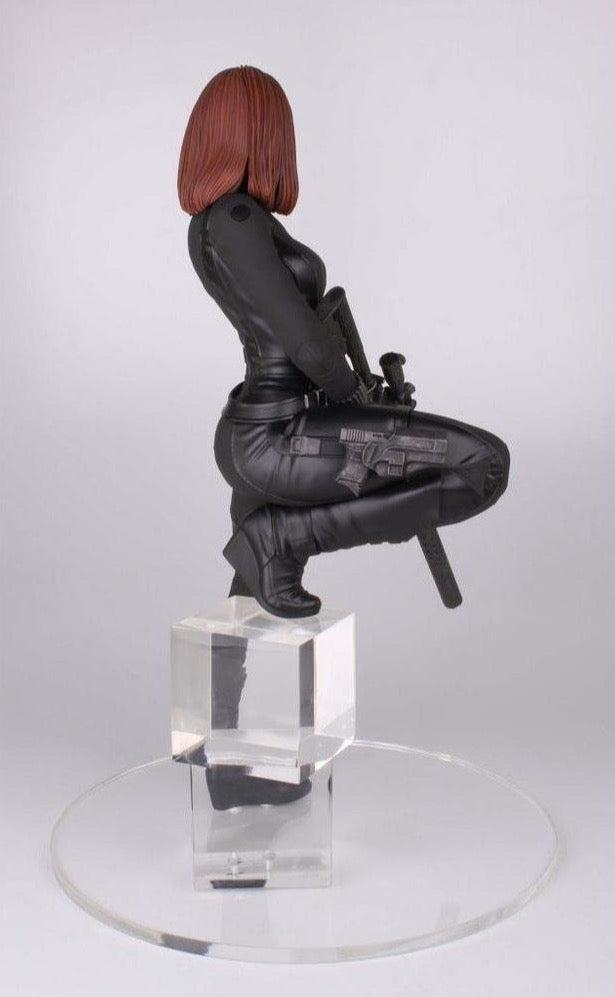 "Black Widow 18"" Statue by Gentle Giant"