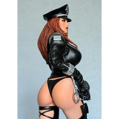 Heavy Metal: Cybercop 1:4 Scale Statue by Hollywood Collectibles Group