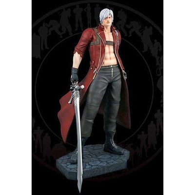 Marvel Vs. Capcom 3: Dante 1:4 Scale Statue by Hollywood Collectibles Group