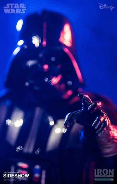 Darth Vader 1/4 Scale Statue by Iron Studios