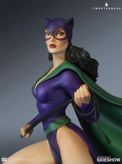 Catwoman Super Powers Maquette Statue by Tweeterhead